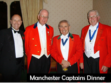 Manchester Captains 2009